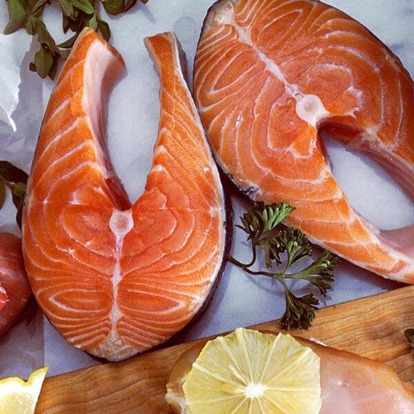 Рыба. Морепродукты