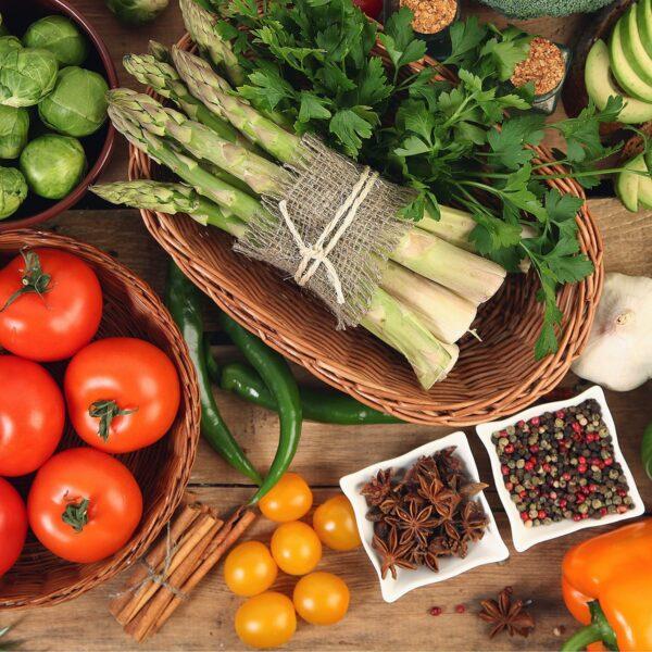 Семена, Ростки, Овощи, Сухофрукты, Орехи